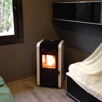 Estufa Ecoforest Moon 7kw